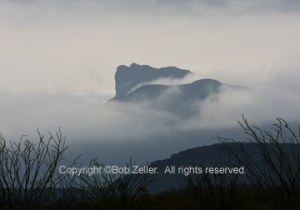 Big Bend Moutains