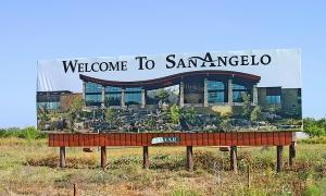 San Angelo Billboard