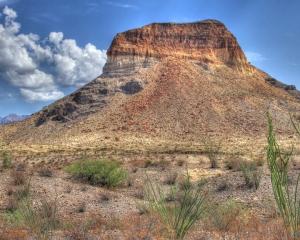 Desert Butte