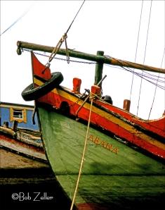 Turkish Fishing Boat  @Bob Zeller