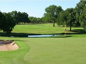 Hole number four - San Angelo Country Club