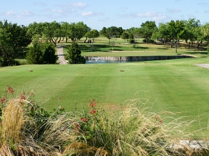 Hole number six - San Angelo Country Club