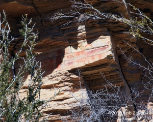 Indian Pictographs
