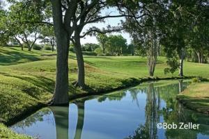 Hole #1 - San Angelo Country Club