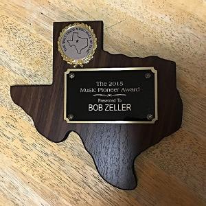 Bob Zeller's Pioneer Award